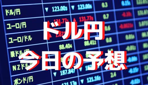 為替予想 今日のドル円 2021 1/20